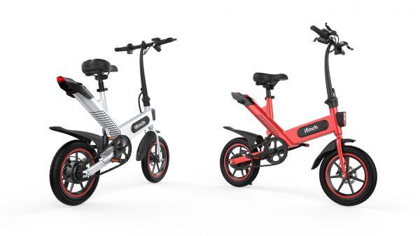 i-finch electric bike