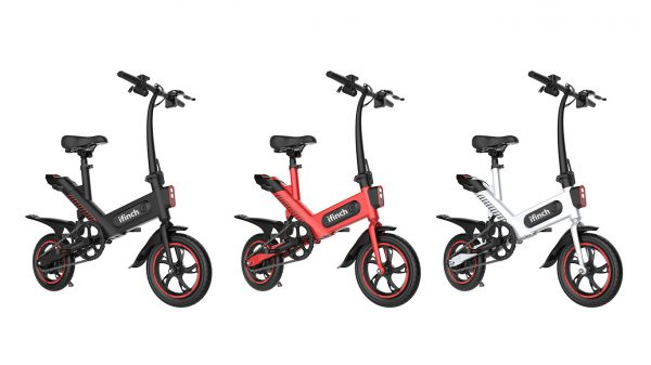 i-finch Smart Personal Mobility Folding Rideable 2