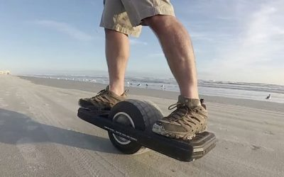 Trotter MAGWheel: one wheel forward