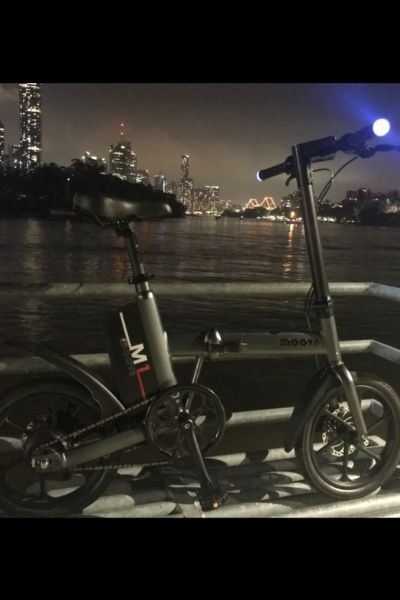 Moov8 – M1 Popular Folding Electric Bike | European Standard | Dual Fold 6