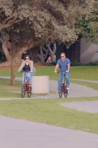 Moov8 – X Electric Bike European Standard EN15194 Daily Commuter e-Bike 7