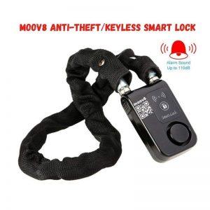 Moov8 smart bluetooth lock chain ilock