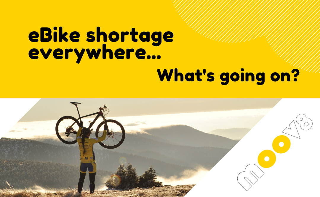 eBikes Shortage Everywhere- What's going on?